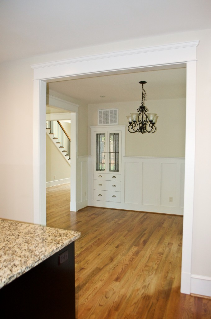 Certified ENERGY STAR, Integrated Design Dining Room