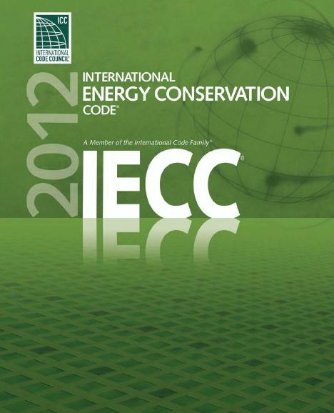 energy code diminishing return new performance baseline 2012 IECC