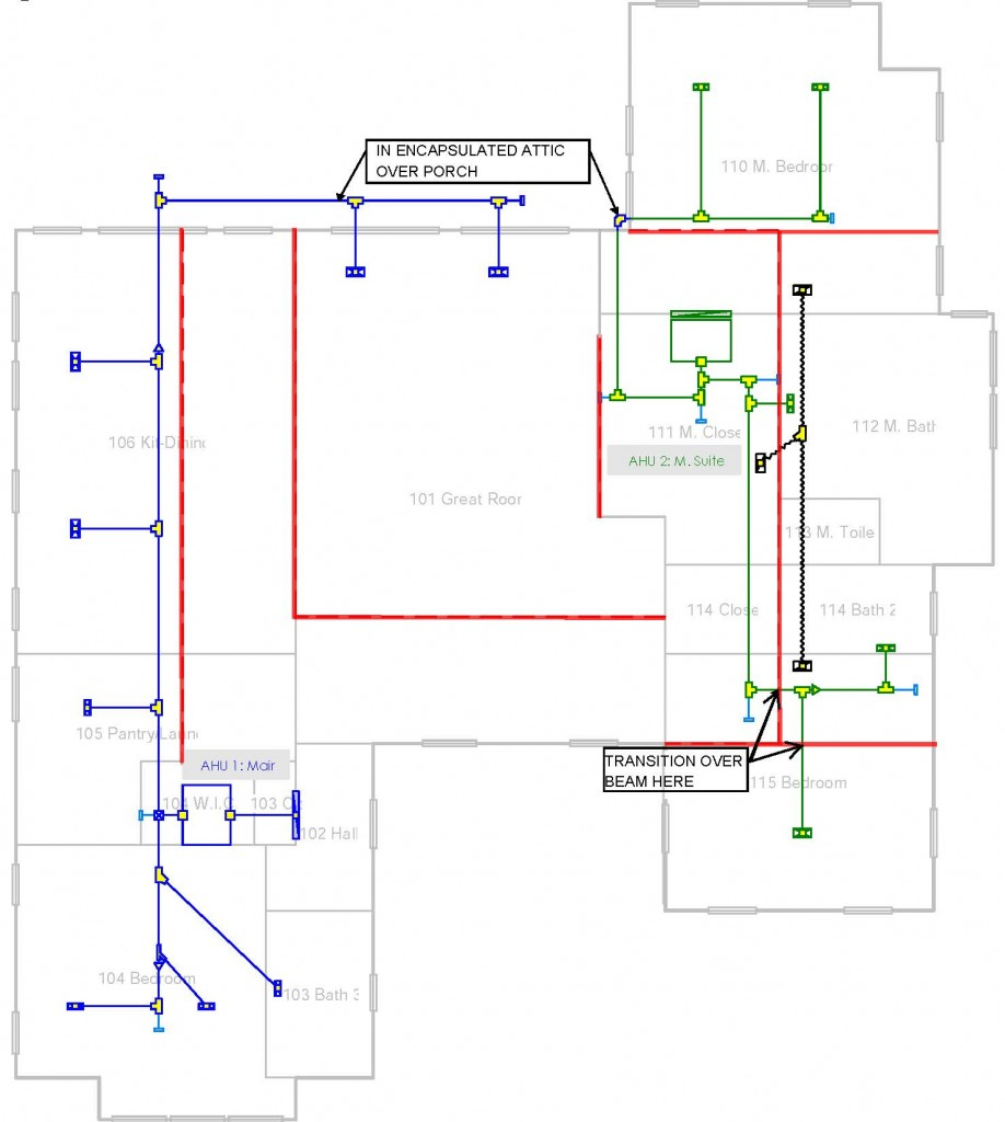 Why Dont Architects And Interior Designers Care About Hvac Systems Wall Schematic Engineering Diagram Lg Squared Archi Techs